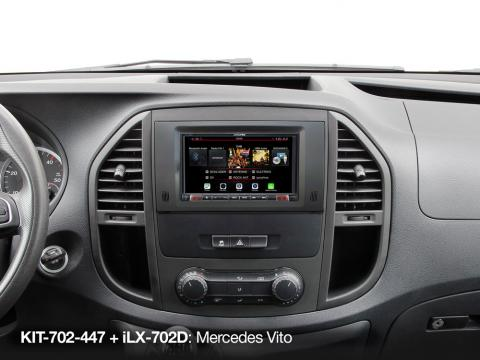 ALPINE volant télécommande adaptateur CanBus Mercedes w211 E Classe slk r171 sl