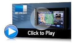 sistema multimediale con navigazione integrata alpine. Black Bedroom Furniture Sets. Home Design Ideas