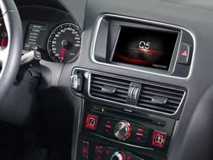 Alpine Style | Sistema Audio Video Navi per Audi Q5 - X701D-Q5