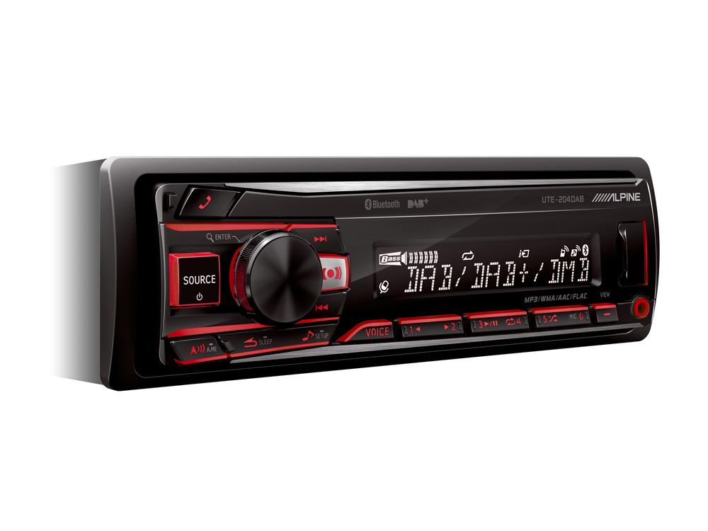 può u collegare Subs a una radio Stock