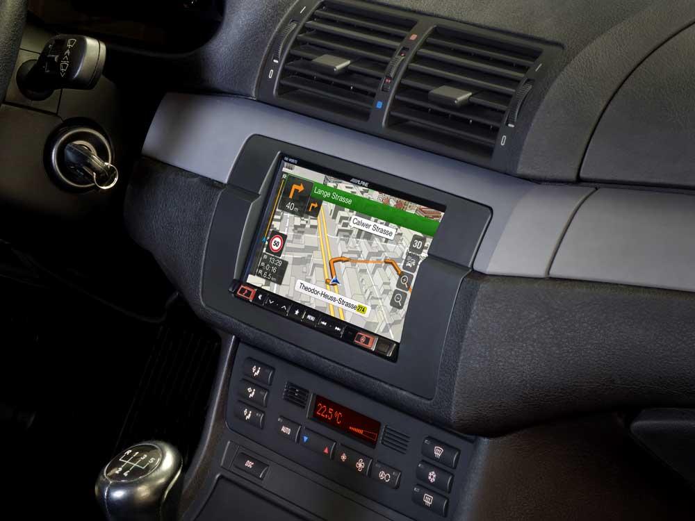 SCARICARE MAPPE NAVIGATORE BMW