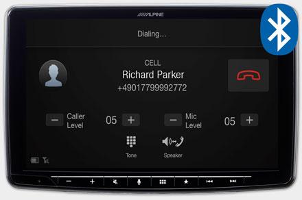 iLX-F903D - Bluetooth integrato