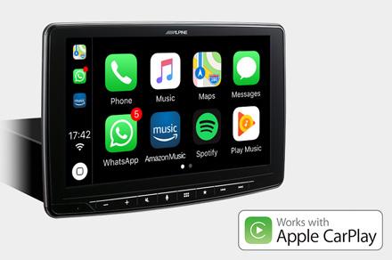 iLX-F903D - Funziona con Apple CarPlay