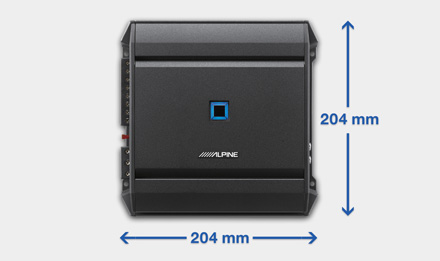S-A32F_All-Digital-Design-Amplifier-Dime