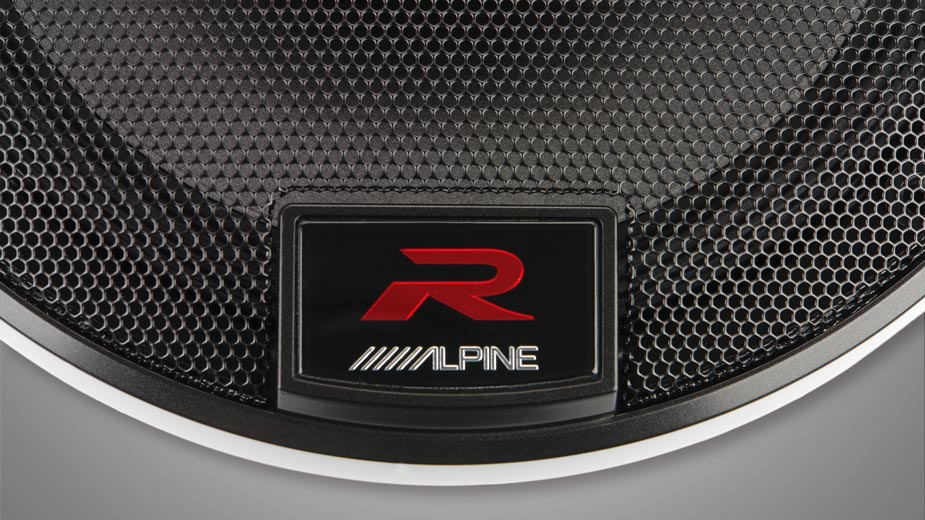 Alpine R-Series speakers