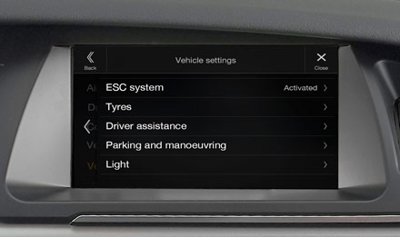 Audi A4 - X703D-A4: Vehicle Information