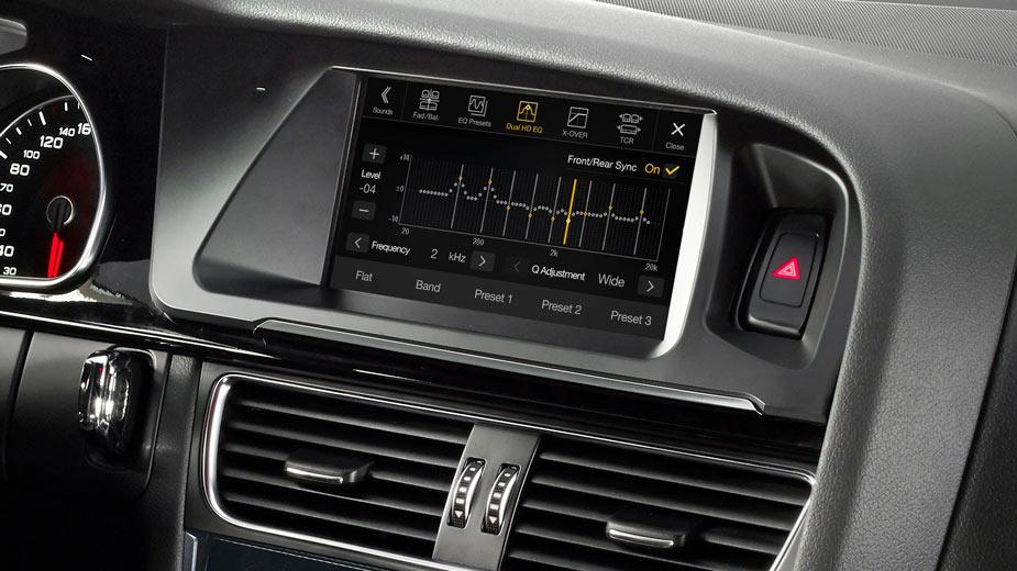 Audi A5 - An Audiophile Sound Experience - X702D-A5