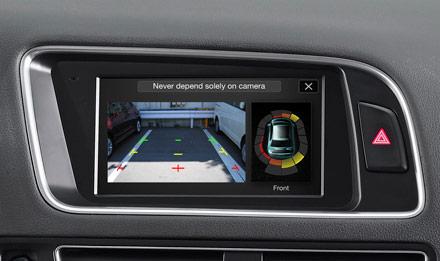 Audi Q5 - X702D-Q5: Parking Support
