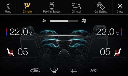 Audi A4 - X701D-A4: Assistenza al conducente
