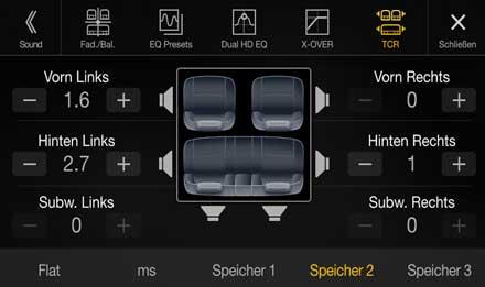 Audi A4 - X701D-A4: Qualità audio eccezionale