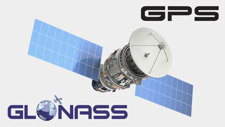 GPS and Glonass Compatible - INE-W720-500X