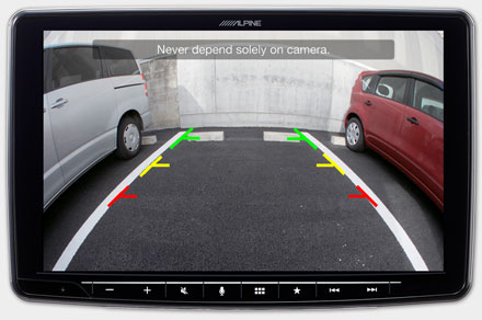 iLX-F903-312 - Drive-Assist Cameras