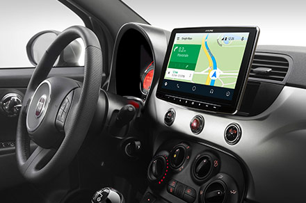 iLX-F903-312 - Online Navigation with Android Auto