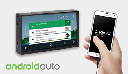 Freestyle - Works with Android Auto - X703D-F