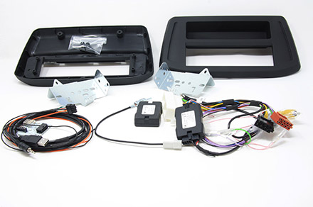 iLX-F903-i30 - 1DIN installation kit included