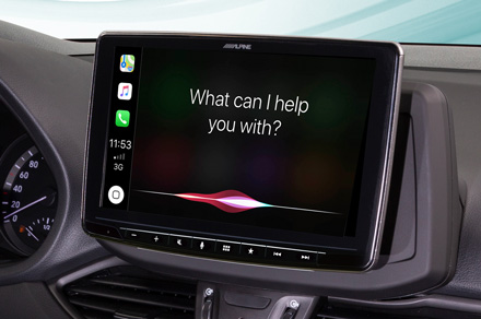 Alpine iLX-F903-i30 - Voice Assistants