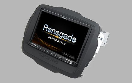 8-inch Screen with 1 DIN chassis - X802D-RN