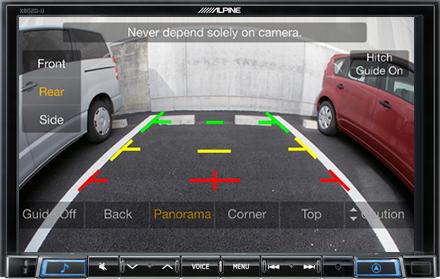 Drive-Assist Cameras - X802D-RN