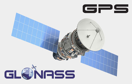 GPS and Glonass Compatible - X803D-RN