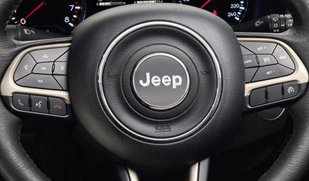 Ripristino delle funzioni originali Jeep Renegade