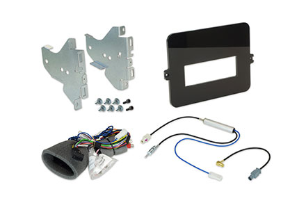 iLX-F903JC - 1DIN installation kit included