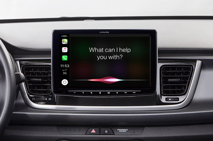 Alpine ILX-F903-RI4ST - Voice Assistants