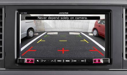 SEAT Leon - Rear View Camera - iLX-702LEON