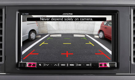 SEAT Leon - Rear View Camera - KIT-7LEON