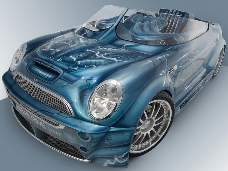 Schema Cablaggio Mini Cooper : Alpine us mini speedster
